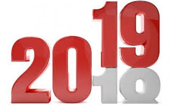 Ce qui change en 2019 !