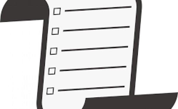 Liste des postes