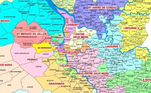 Présentation de la Gironde et de ses écoles