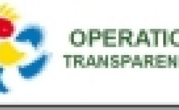 OPERATION TRANSPARENCE