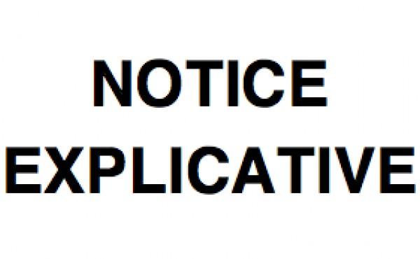 La notice explicative pour participer au mouvement 2017