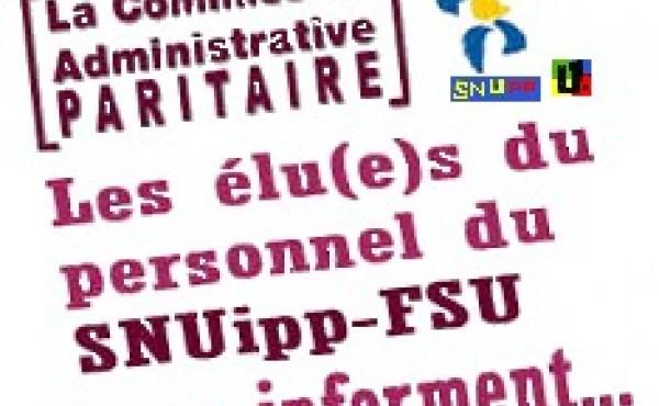 que font vos délégué-e-s du SNUipp-FSU65?