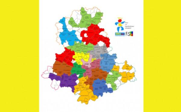 MUG & Zones géographiques pour vœux larges