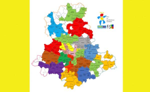 Zones géographiques pour vœux précis : maj 8 avril